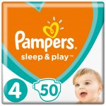 Pampers Sleep&play maxi 7-14 kg 50 ks