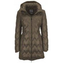 Geox dámský kabát hnědá