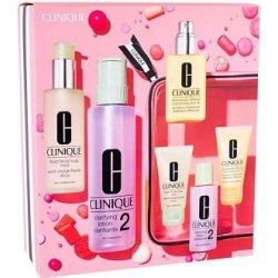770017a46f Clinique 3-Step Skin Care 2 čisticí voda 2 487 ml + pleť. sérum 125 ...
