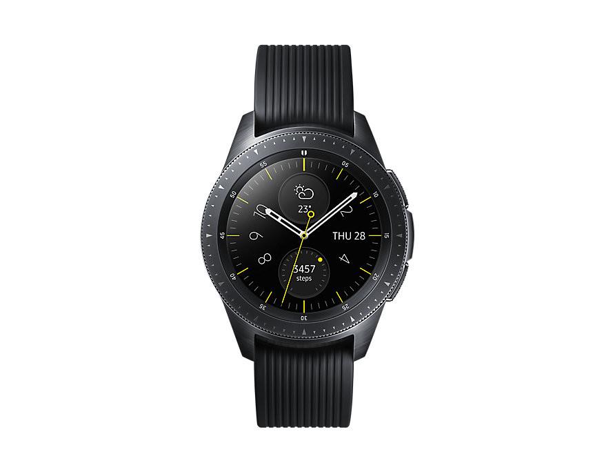 e4104b3cc Samsung Galaxy Watch 42mm SM-R810 od 5 351 Kč - Heureka.cz