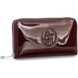 Armani jeans Velká dámská peněženka 928532 CC850 02692 Burgundy ... 2b54be5919