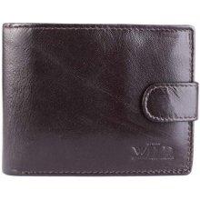 Hnědé pánské kožené peněženky Always Wild N992L-GF brown