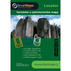 SmartMaps Locator: TM25 - 14 - Jeseníky 1:25.000