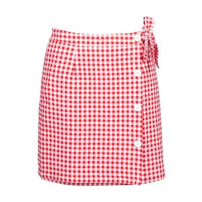 Betty London krátká sukně KRAKAV červená