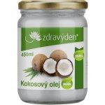 Aspen team Kokosový olej Organic 450 ml