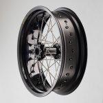 Zadní kolo Excel PROSERIES G2 Kawasaki KXF 250 rok 06-14 Wheel Black rim SM 17x5.00
