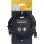 Stagg NCC5UAUCB USB 2.0 USB/mikro USB, 5m