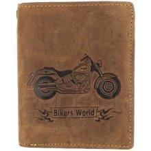 Greenburry Kožená peněženka 1796A 25 Bike