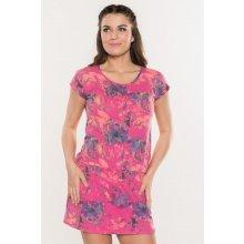 12a6356fd71 SAM 73 dámské šaty LSKL127 453SM neon růžová