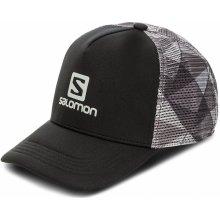 dfa0abb47d3 SALOMON Summer Logo Cap M 400467 Pánská čepice Black Cap 10 Go