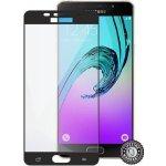 ScreenShield pro Samsung A510 Galaxy A5, Black (kovový okraj) SAM-TGFCBMFA510F-D