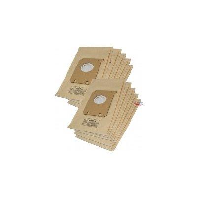 Pytlíky do vysavače PHILIPS FC 9186 PerformerPro S-Bag typu papírové 10ks