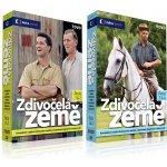 Zdivočelá země kolekce 16 DVD