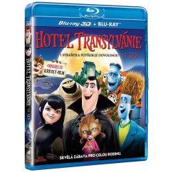 Hotel Transylvánie 2D+3D BD