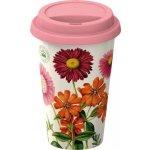 Creative Tops Royal Botanic Gardens KewPainted Daisy Porcelánový hrnek do auta cestovní 0,29l
