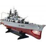 RCobchod Bitevní loď German Bismarck 1/360
