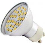 Led-Lux LED žárovka 5.5W Teplá bílá 27 SMD2835 Alu GU10