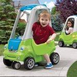 Step2 Odrážecí auto Easy Turn zelené