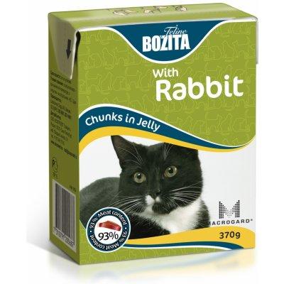 Bozita kousky jelly králík 370 g