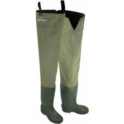 0b44fb6965c Rybářské prsačky Spro PVC Brodící boty Hip Waders