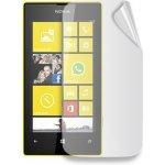 Screen protector CELLY ochranná folie pro displej Nokia Lumia 520, 2 ks