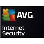 AVG Internet Security 3 lic. 3 roky SN Email (ISCEN36EXXS003)