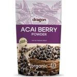 Dragon superfoods Acaí prášek 100 g Bio 100% acai Raw