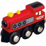 Mašinka Tomáš - Dieselová lokomotiva červená