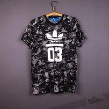 Adidas 3Foil Tee ADV černá