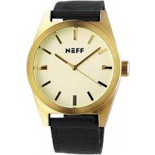 Neff Nightly Gold/Black