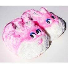 Dětské papuče králíček růžový