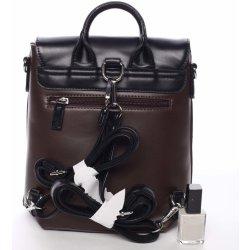 ecc7ee0c892 Brenda luxusní dámský batůžek či crossbody vínový černý od 799 Kč ...