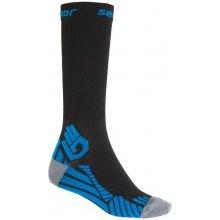 Sensor ponožky COMPRESS černá