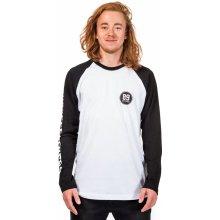 Horsefeathers NESTOR LS T Shirt white