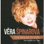 Věra Špinarová - CAS MUJ ZA TO STAL /BOX CD