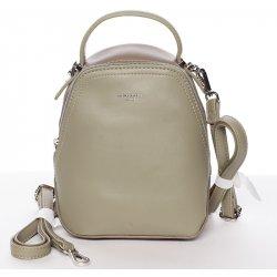 David Jones Lefteris Malý batůžek kabelka olivový od 830 Kč - Heureka.cz 86ff3a952cd