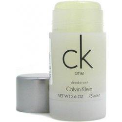 Calvin Klein CK One deostick 75 ml