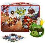 EP Line Angry Birds King Pig EdT 50 ml + kufřík + samolepky dárková sada