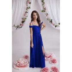 Eva   Lola společenské plesové šaty Alicia modrá od 1 690 Kč ... 12d9626287