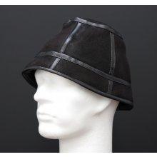 56849ff156c Špongr Pánský klobouček z ovčiny černý KL KO1.