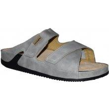 4d12055e16 Medistyle zdravotní pantofle LINA 7L-J16 1 šedá