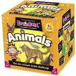 The Green Board Game Company Brainbox: Animals