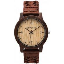 Weargepetto Luxusní dřevěné MIDNIGHT E1/1B