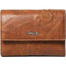 Desigual Dámská peněženka Dark Amber Alba 46ba6f2c9c