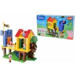 PlayBig Bloxx Peppa Pig Domek na stromě