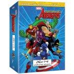 Kolekce: The Avengers: Nejmocnější hrdinové světa 1.-4.