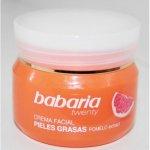 Babaria Twenty pleťový krém pro mastnou pleť (Face Cream for Oily Skins with Pomelo Extract) 50 ml
