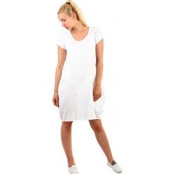 Volné dámské letní šaty na pláž 333047 bílá od 625 Kč - Heureka.cz 717e122d0b
