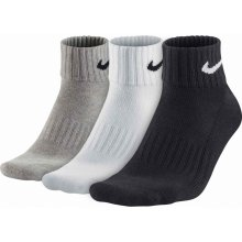 Nike 3PPK VALUE COTTON QUARTER SX4926-901