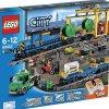 LEGO CITY elektronický nákladní vlak